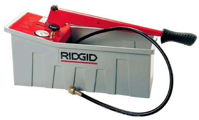 Máquina para prueba de presión hidraúlica
